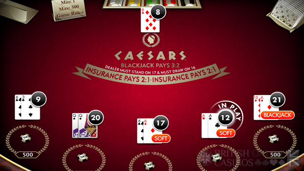 caesars casino online casino on line