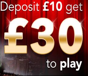 Caesars Casino Bonus