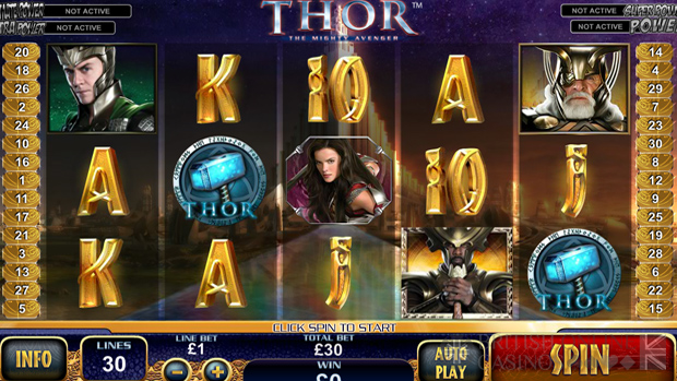 bet365casinothorslot