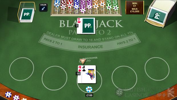 British Blackjack